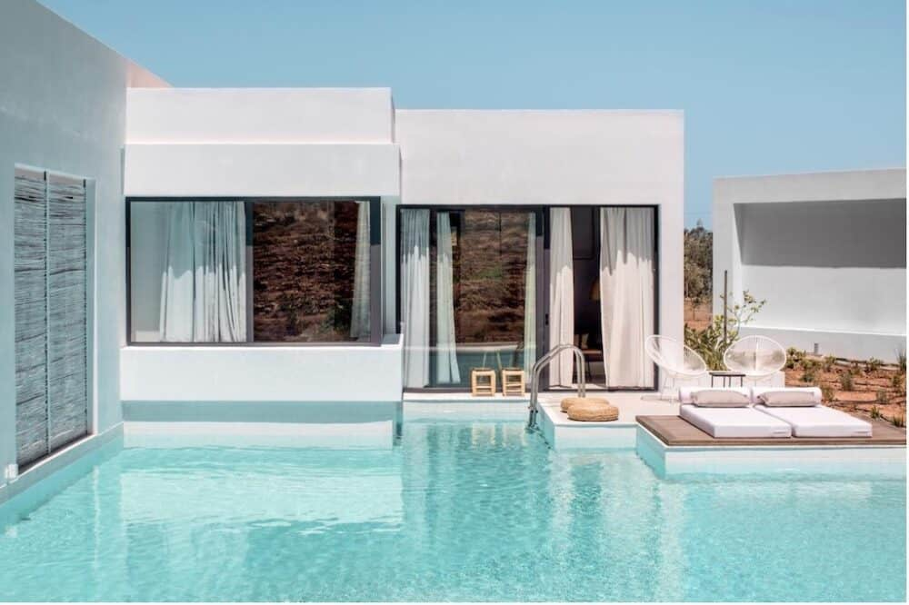 Beautiful hotel in Rhodes