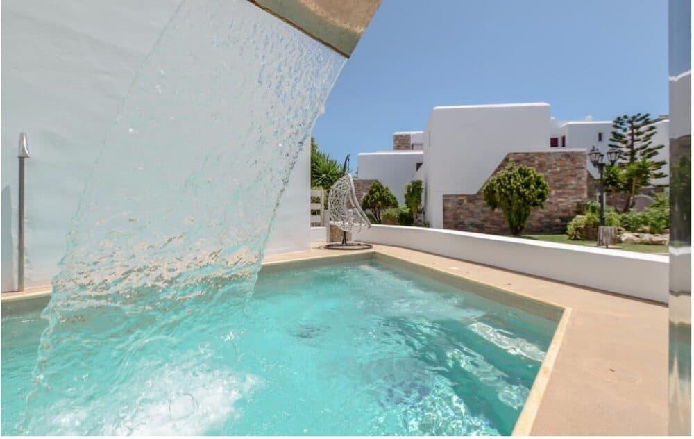 Beautiful hotel on Naxos Island