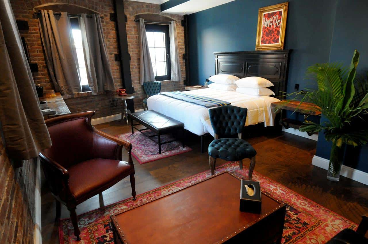 Budget boutique hotel in New York