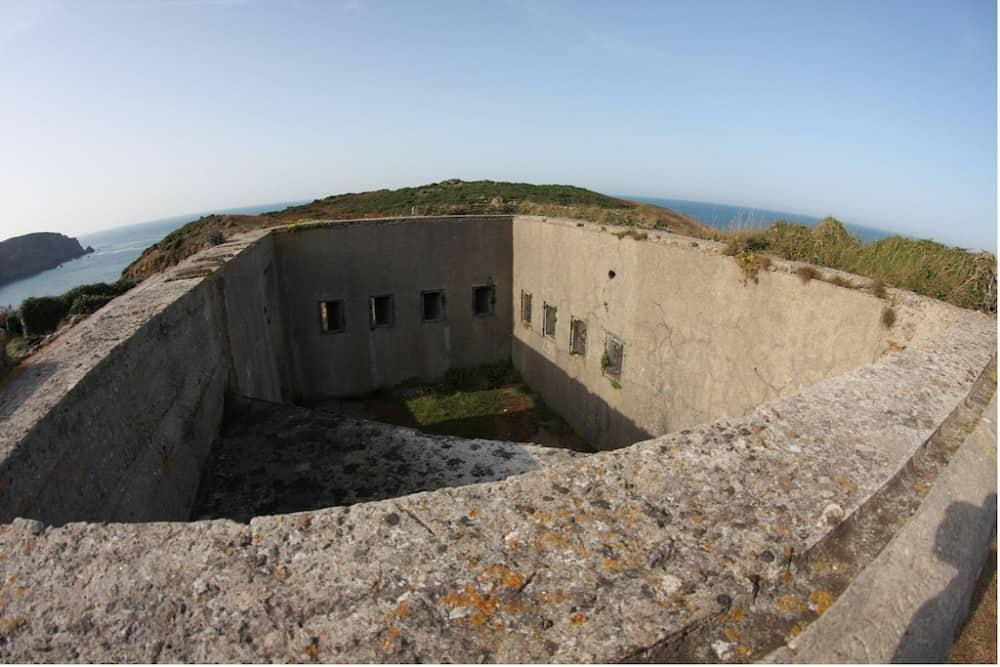 WW2 Bunkers Jersey