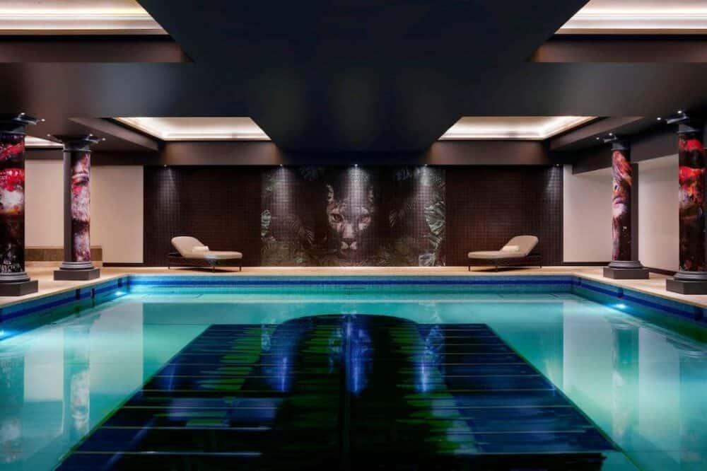 Cool spa hotel London