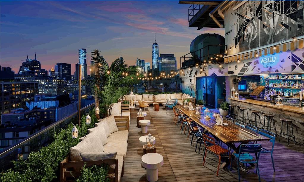 Design Hotel in New York