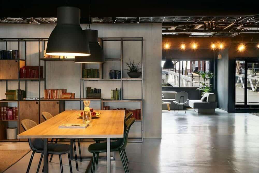 Industrial Chic Design hotel London