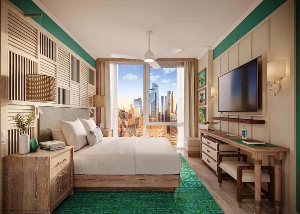 Instagrammable hotel in New York
