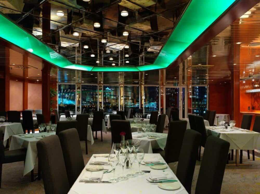 Modern new hotel in London