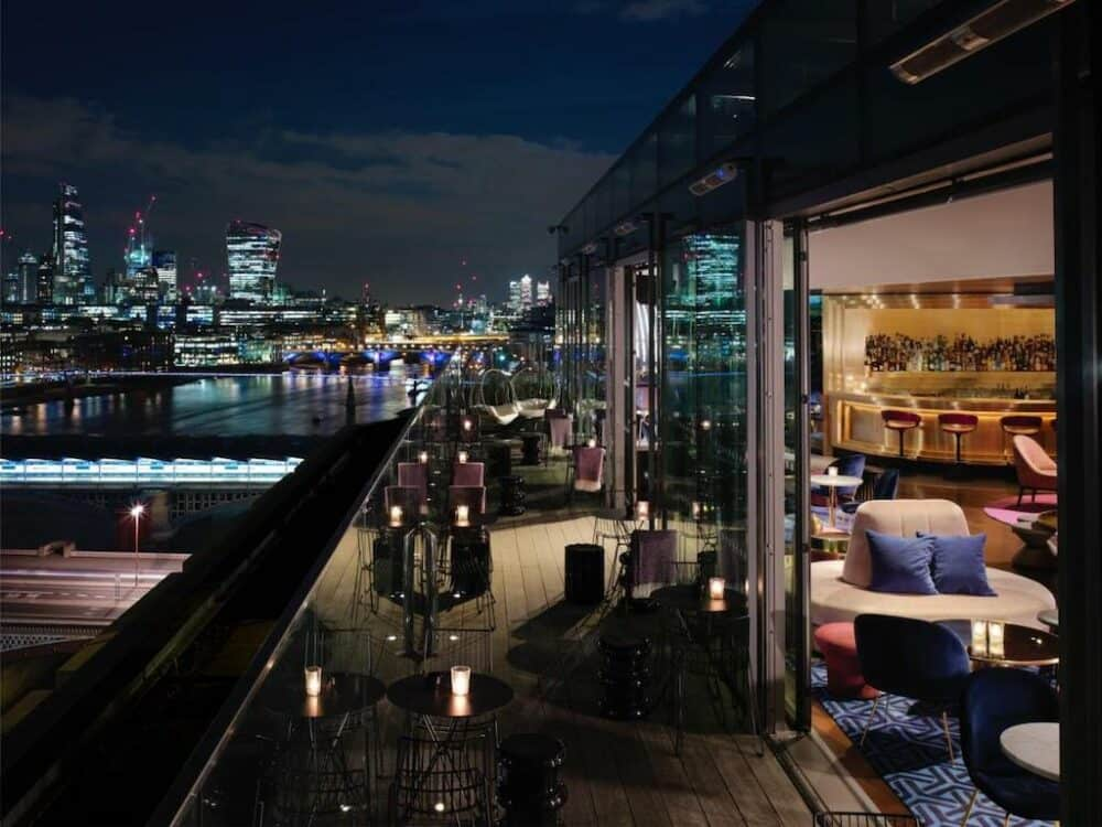 Most Instagrammable hotels in London