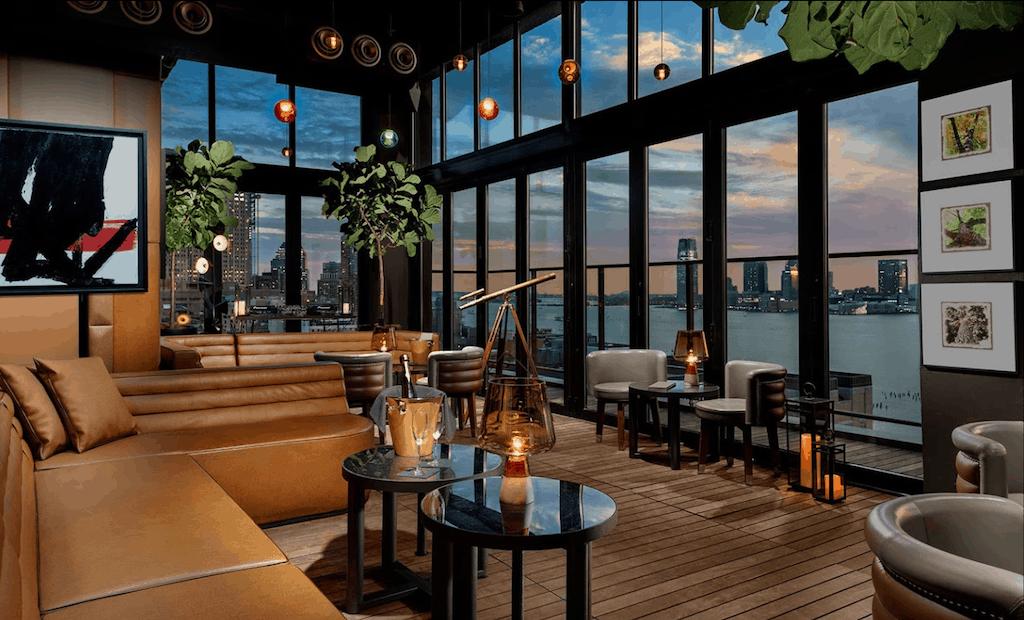 Sexy hotel in New York