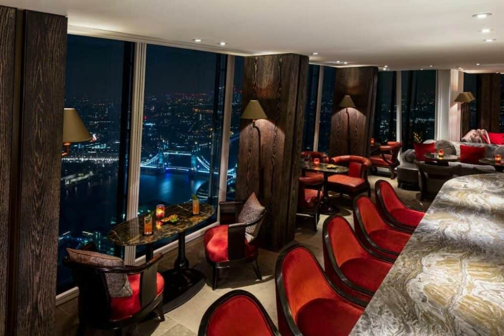 The Shard Hotel London