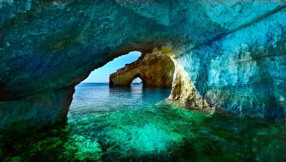 Beautiful Zakynthos Greece
