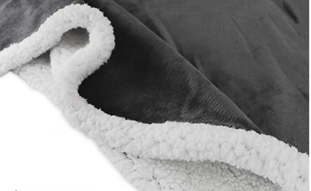 Travel blanket for a dog