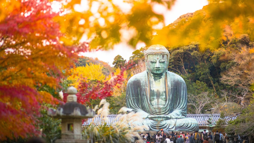 Kamakura - attractions in Japan
