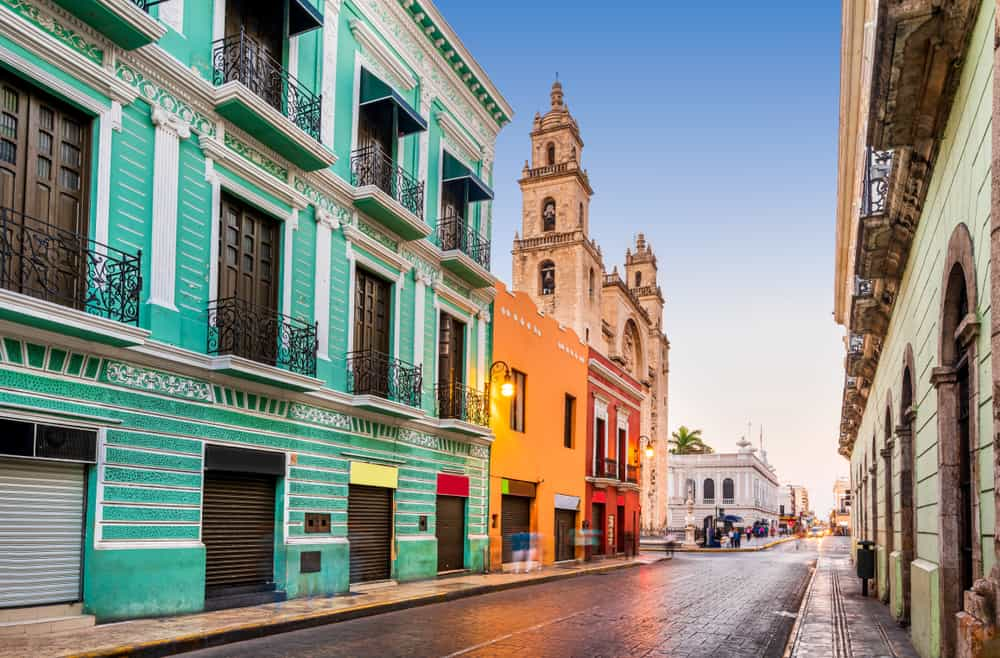 Mérida - beautiful Mexico towns