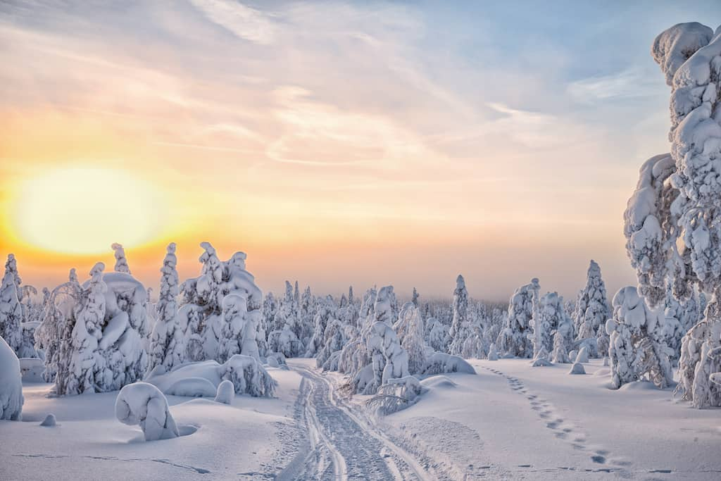 Most beautiful places to visit in Finland