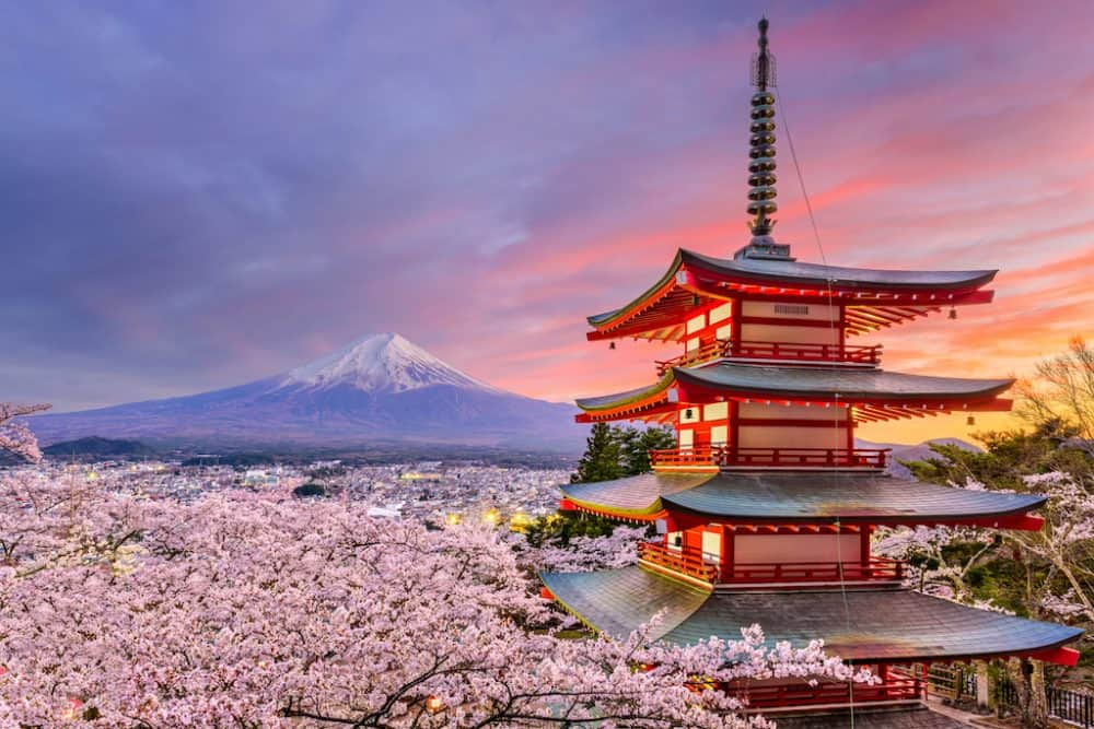 15 of the most beautiful places to visit in Japan | Boutique Travel Blog