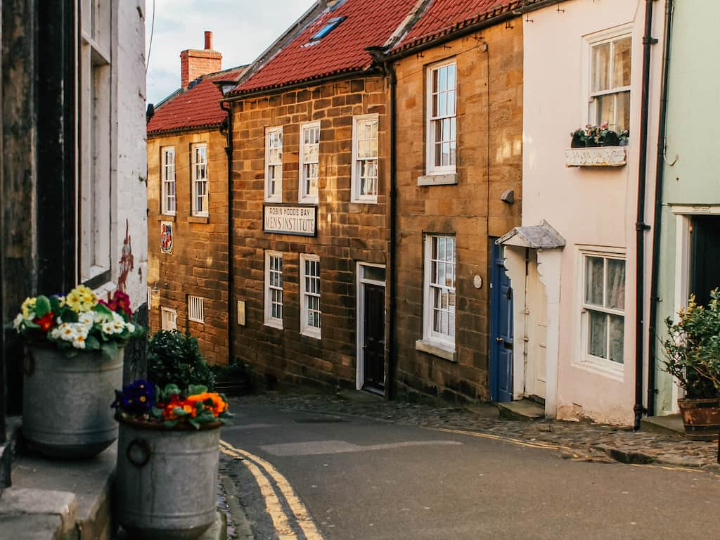 2. Robin Hoods Bay Village Yorkshire