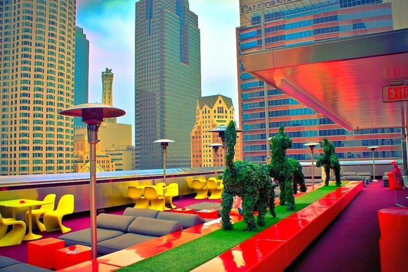 Cool and unusual hotels in Los Angeles