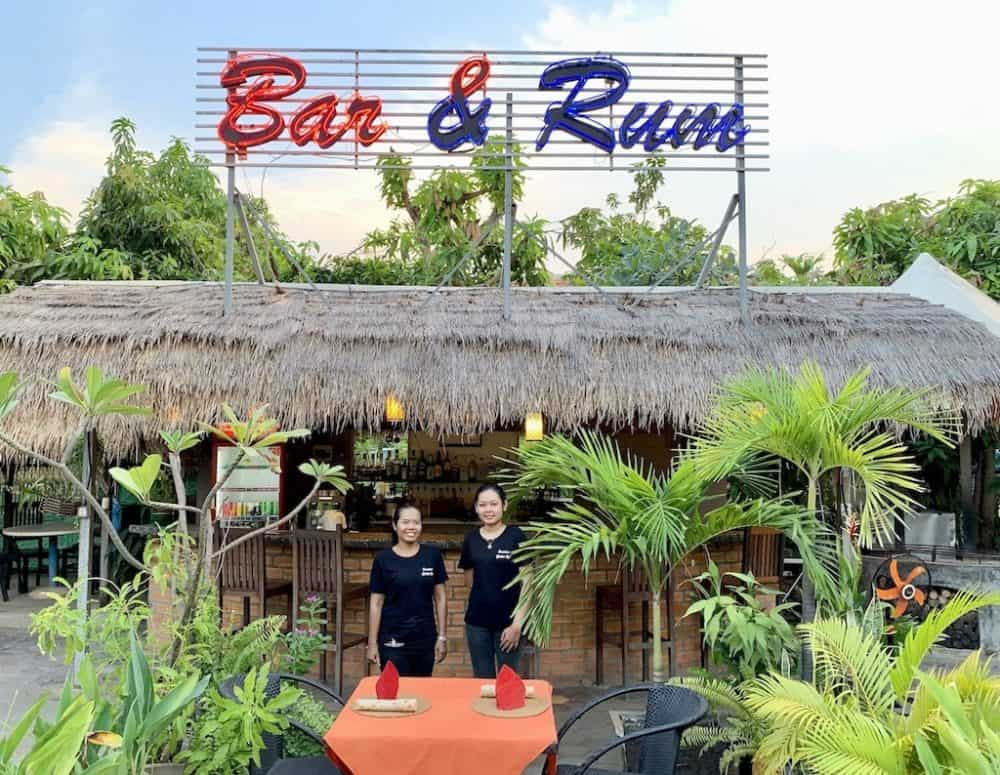 Georges Restaurant and Distillery Siem Reap Cambodia
