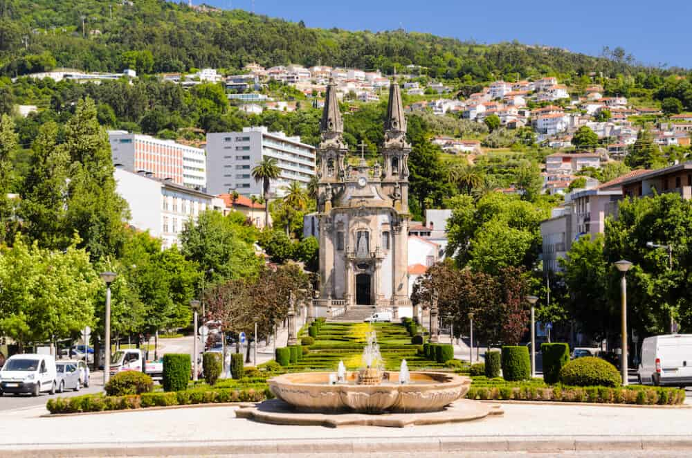 Guimaraes - a beautiful city to visit in Portugal