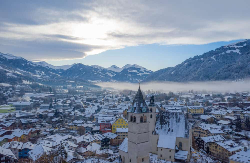 Kitzbuehel Austria - amazing places to visit in Austria