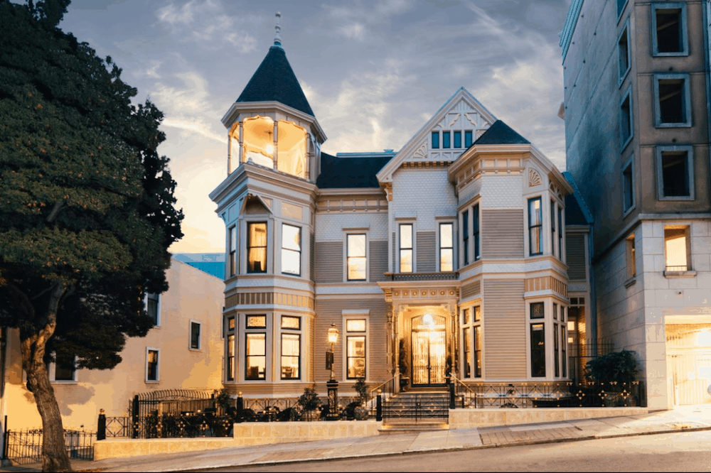 Mansion On Sutter - romantic hotels in San Francisco