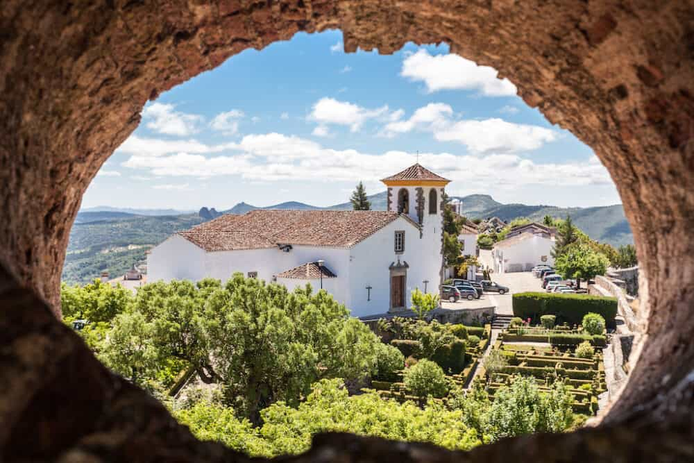 Marvao Portugal - one of the prettiest places to visit in Portugal