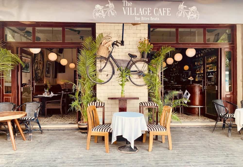 The Village Cafe Siem Reap