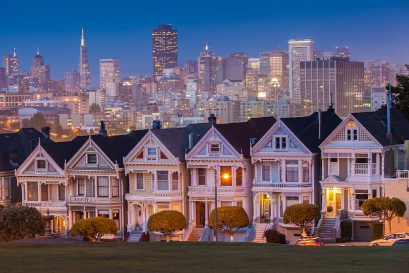 The most romantic hotel in San Francisco