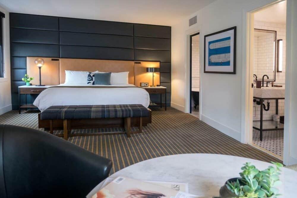 Trendy hotel in Seattle