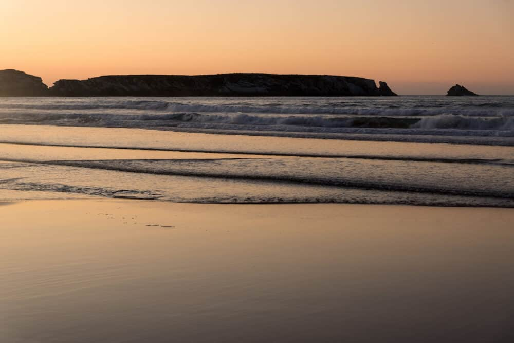Baleal Island - best beaches in Portugal
