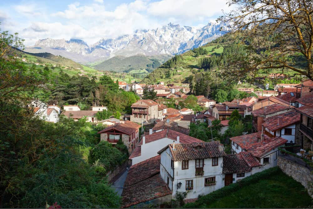 Picos de Europa - pretty landscapes in Spain
