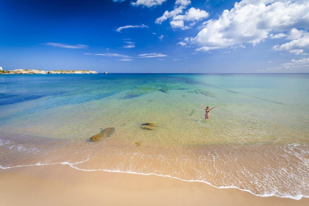 Praia da Amalia - the top beaches in Portugal