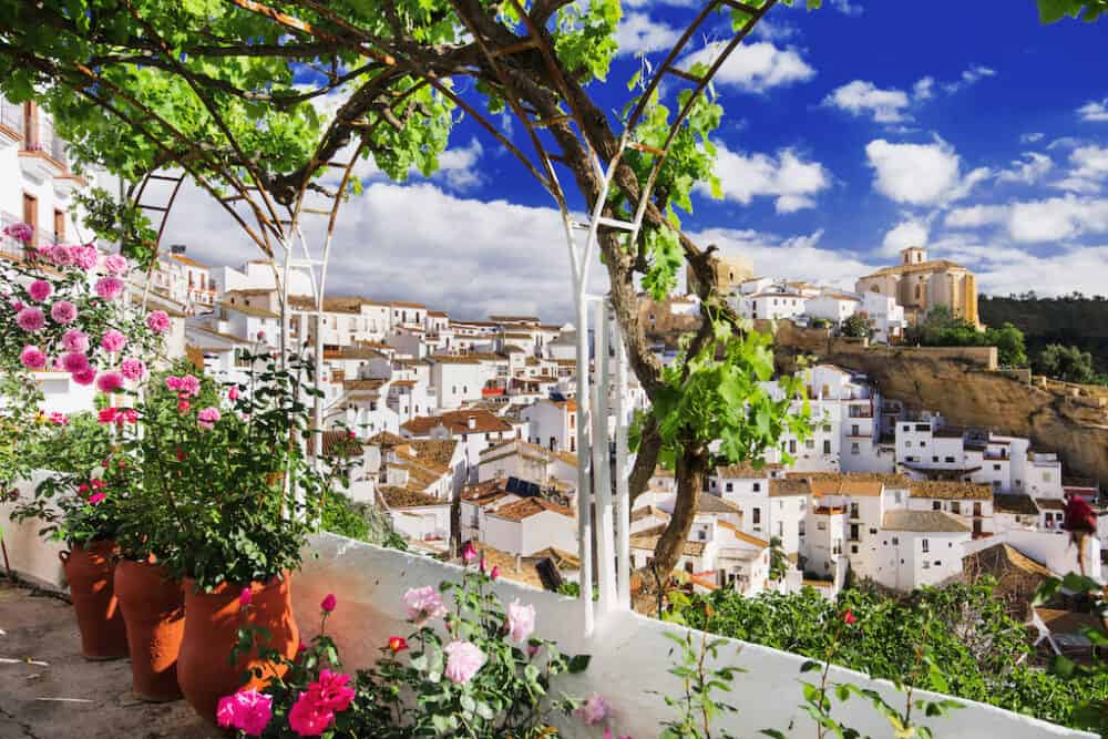 Pueblos Blancos - the white villages of Andalucia