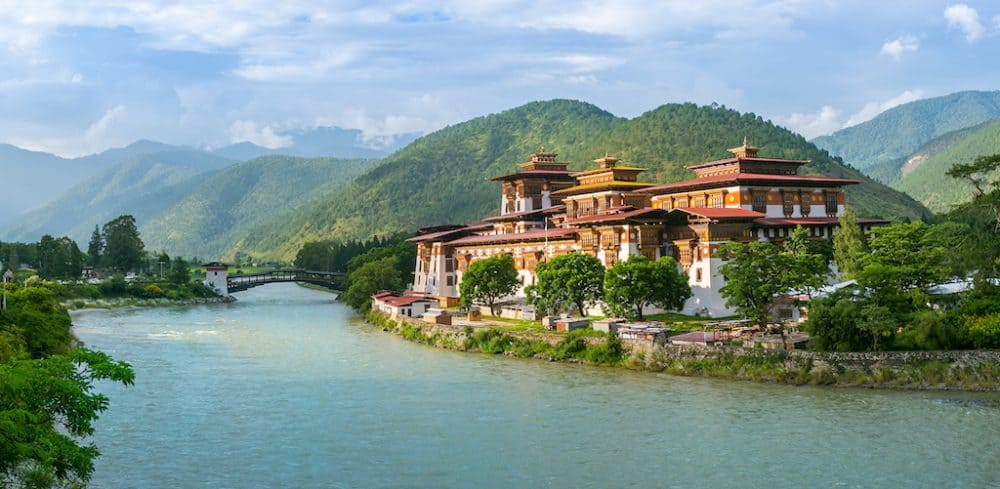 Punakha- the best places to visit in Bhutan
