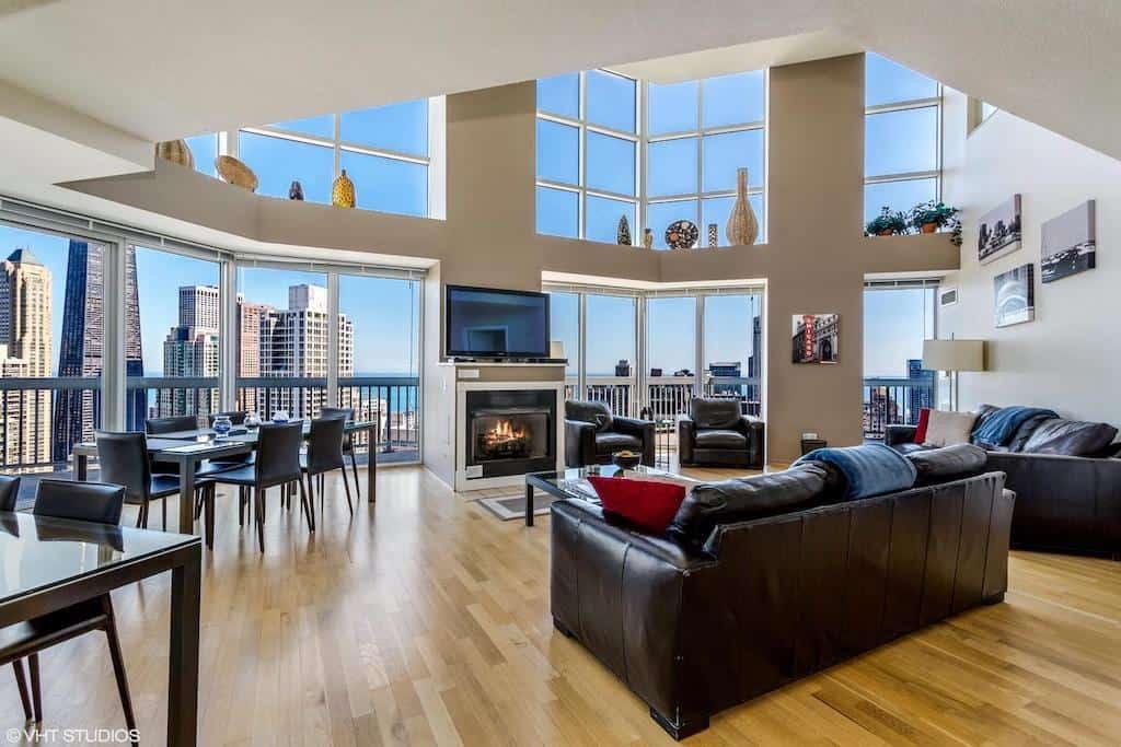 Romantic apartment Chicago