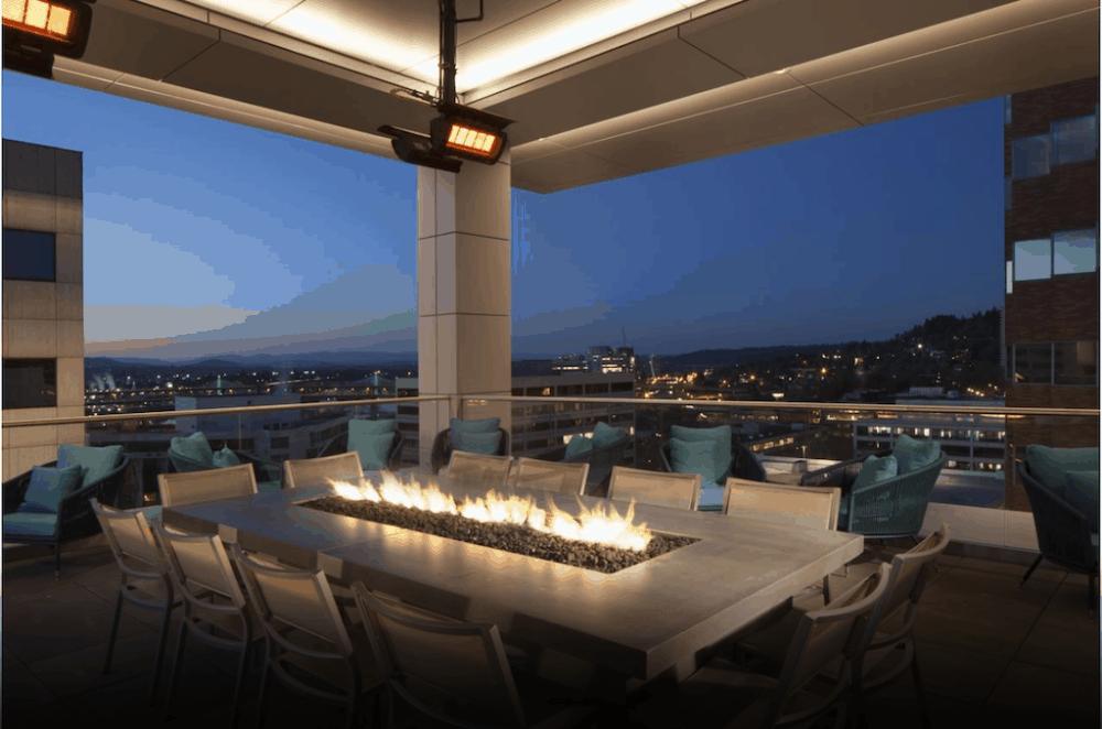 Romantic hotels in Portland