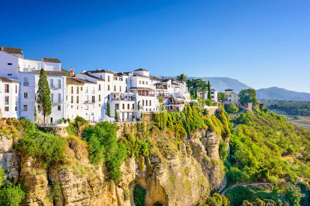 Ronda - a scenic place to visit in Spain