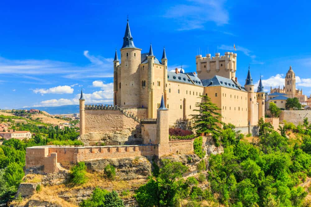 Segovia - a top place to visit in Spain
