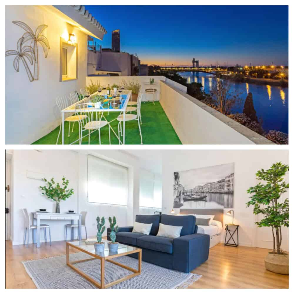 Seville Airbnb Accommodation