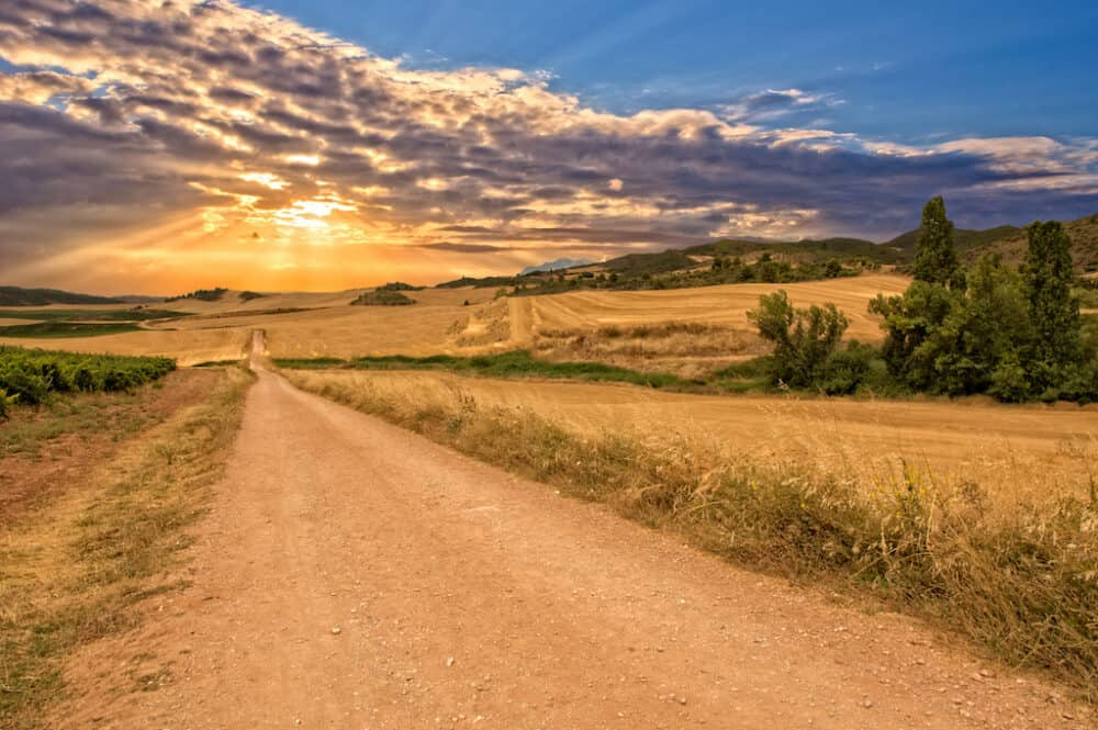 The Camino de Santiago - one of the best places to go in Spain