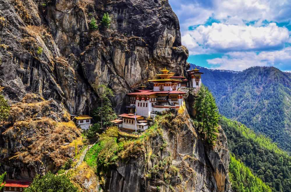 The Tiger's Nest Bhutan