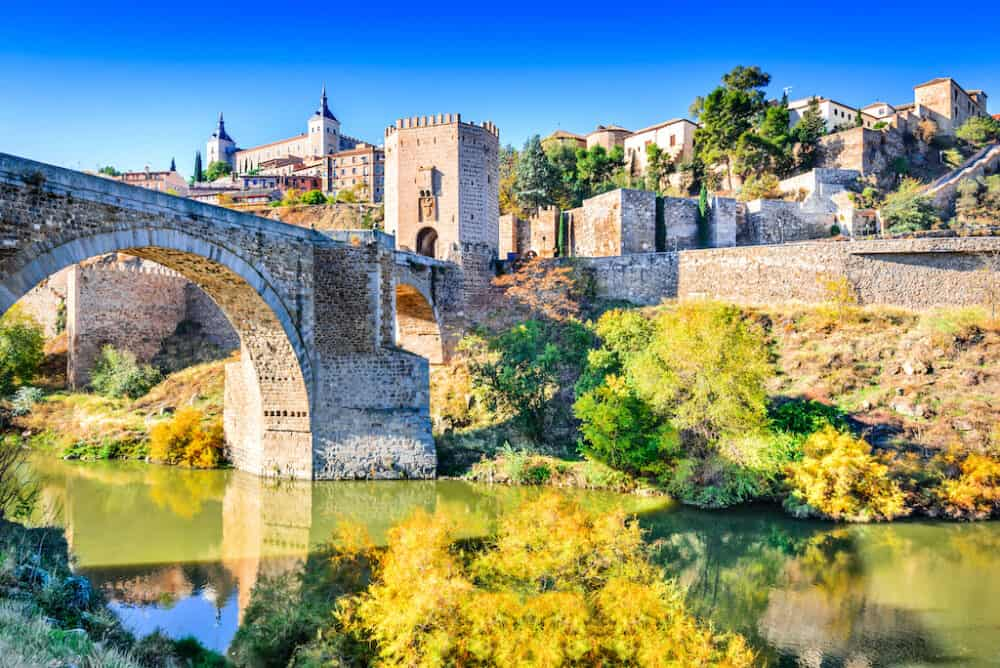 Toledo - a great place to visit in Spain