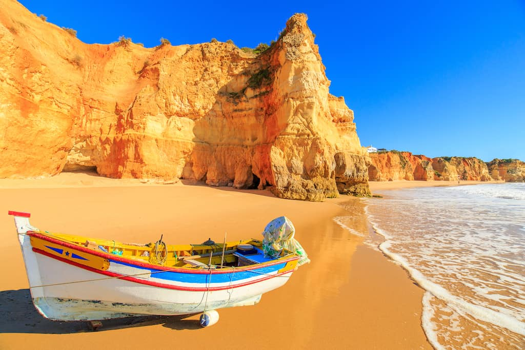 Top 10 most beautiful beaches in Portugal