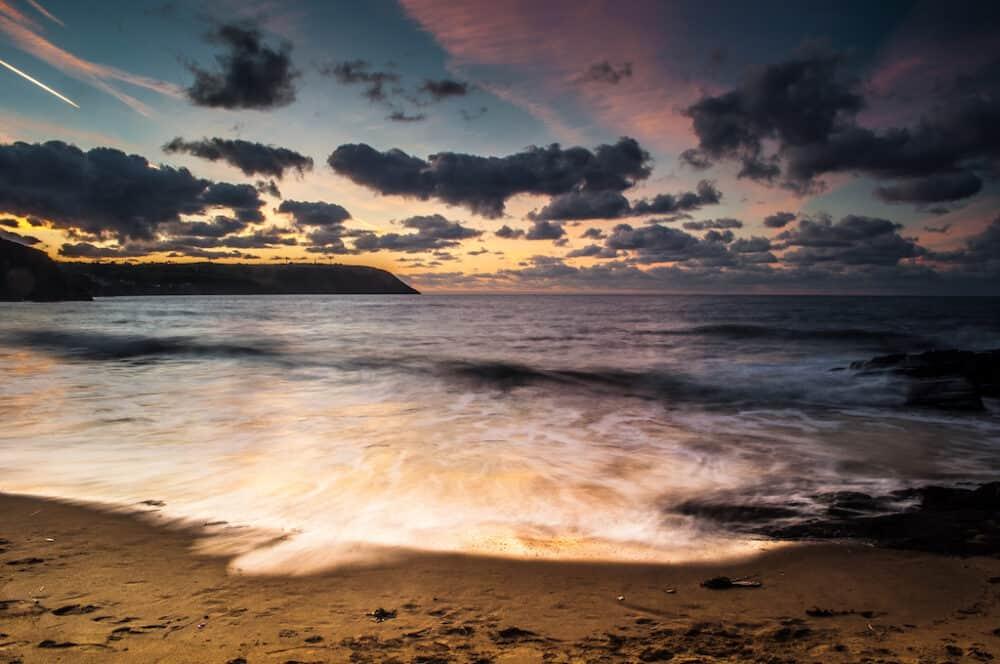 Tresaith Beach Wales