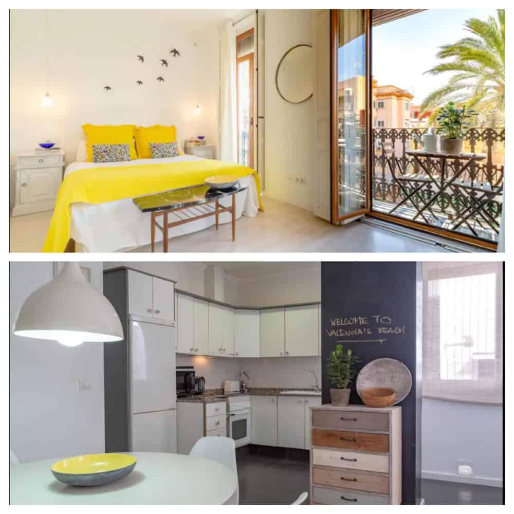 Valencia Airbnb Accommodation
