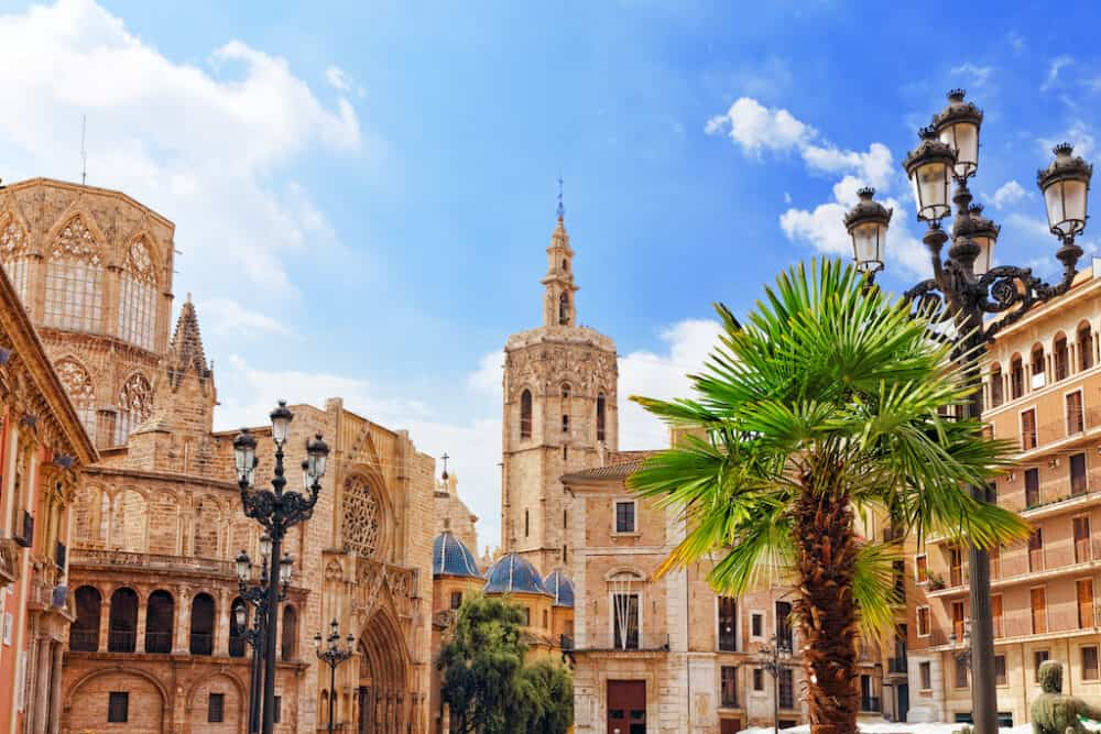 Valencia - wonderful places to visit in Spain