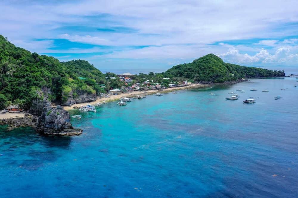 Apo Island - off the beaten track Philippines