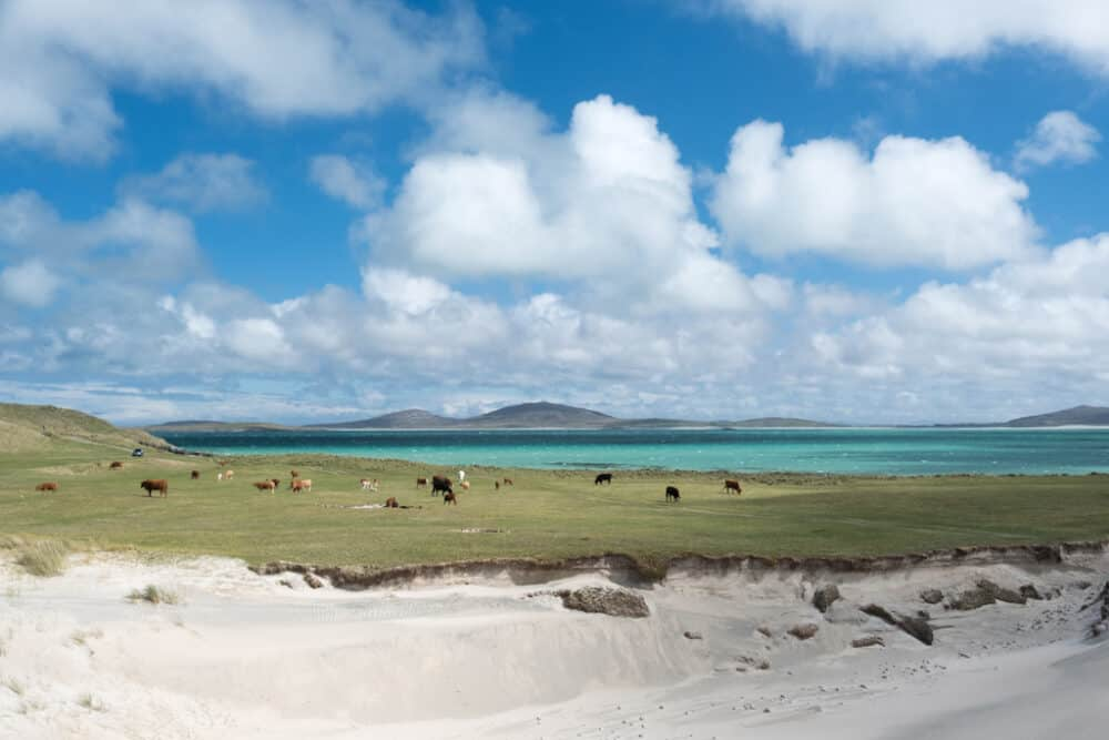 Berneray - places to visit in the Outer Hebrides