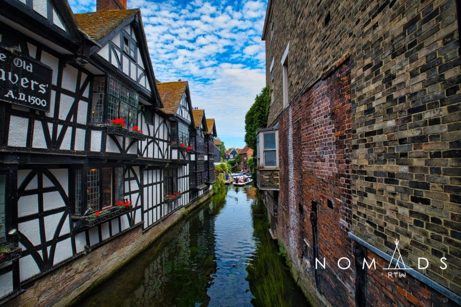 Canterbury - beautiful small towns