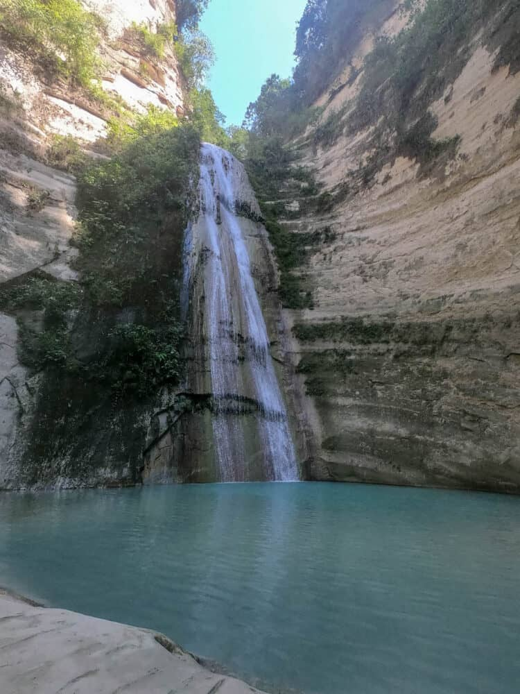 Cebu Falls
