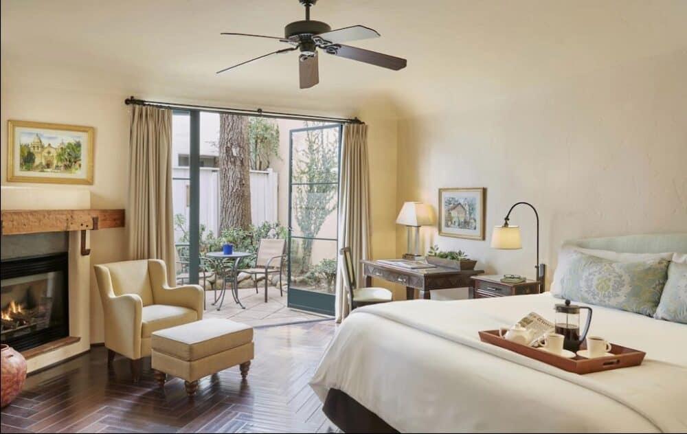 Hotel for couples in Santa Barbara
